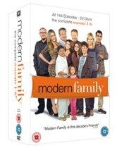 Modern Family - Seizoenen 1-6 (Import)