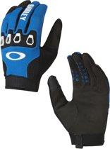 Oakley Automatic 2.0 - Fietshandschoenen - maat L - Blue Line