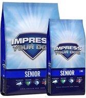 Impress your dog Senior Geperste Brok 12,5KG