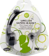 Bigben Draadloze Gaming Headset Zwart Xbox 360