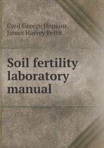 Soil Fertility Laboratory Manual