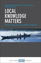 Local knowledge matters