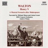 Walton: Henry V /Penny, Sheen, Lesser, RTE Concert Orchestra