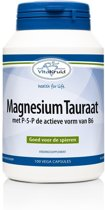 Vitakruid Magnesium Tauraat 100 vegicaps