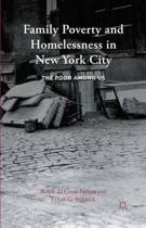 Family Poverty and Homelessness in New York City