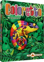 Coloretto Kaartspel