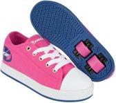 Heelys Fresh X2 Sneakers Junior Sportschoenen - Maat 34 - Unisex - roze/wit/blauw