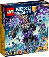LEGO NEXO KNIGHTS De Stenen Kolos der Ultieme Vernietiging - 70356