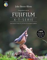 Focus op fotografie - Fotograferen met de Fujifilm X-T-serie, 3e editie