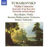 Kaler/Russian Po - Violin Concertos