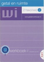 Getal en ruimte 2 havo/vwo 2 werkboek-i