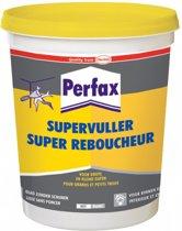 Perfax Muurvuller Supervuller Allesvuller - Muur en Plafond - Overschilderbaar - Wit - 398Gram
