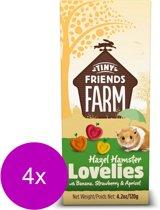 Tiny friends farm hazel lovelies - 4 ST à 120 GR