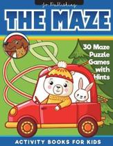 The Maze Activity Books for Kids