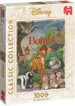 Disney Classic Collection Bambi Movie 1000 Stukjes Puzzel