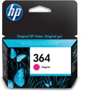 HP 364 - Inktcartridge / Magenta