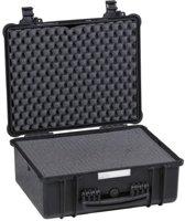 Explorer Cases 4820 Koffer Zwart met Plukschuim
