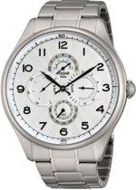 Pulsar PW9001X1 - Horloge - 44.0 mm - Zilverkleurig