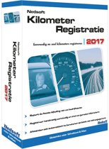 Nedsoft KilometerRegistratie 2017 - Nederland - PC + MAC
