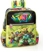 Ninja Turtles - Kinderrugzak - 29 cm hoog - Groen