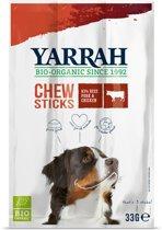 Yarrah Bio Kauwstick - Rund - Hondensnack - 33 g