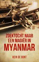 Omslag van 'Zoektocht naar een magiër in Myanmar'