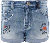 Retour Jeans Meisjes Broek - Vintage Blue denim - Maat 164