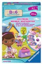 Ravensburger DocMcStuffins: Ik Pak Mijn Dokterskoffer - Kinderspel