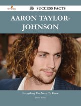 Aaron Taylor-Johnson 54 Success Facts - Everything you need to know about Aaron Taylor-Johnson