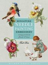 Miniature Needle painting