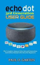 Echo Dot 3rd Generation User Guide