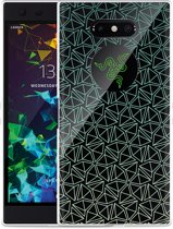 Razer Phone 2 Hoesje Triangles