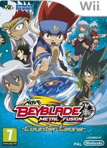 Beyblade: Metal Fusion - Wii