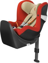 Cybex SIRONA M2 I-SIZE incl. BASE M Autumn Gold | burnt red