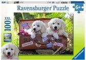 Ravensburger Even op adem komen - Puzzel van 100 stukjes