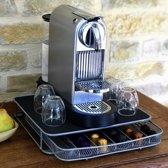 ProHouse Koffiezetapperaat Standaard - Koffiecupshouder - Capsulehouder - Nescafe / Nespresso