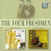 Five Saxes/Five Guitars