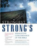 Strongest strong''s exhaustive concordanc