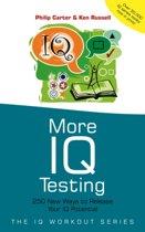 More IQ Testing