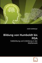 Bildung Von Humboldt Bis Pisa