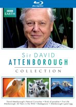 BBC Earth - David Attenborough Collection (Blu-ray)