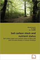 Soil Carbon Stock and Nutrient Status