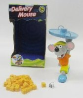 Delivery Mouse - Actiespel