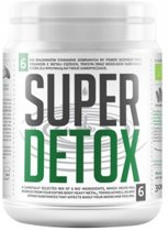 Bio Super Detox Mix - Ontgifting - Poeder Supplement