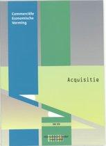 Acquisitie -  Leerlingenboek