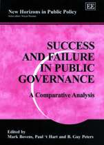 Success and Failure in Public Governance