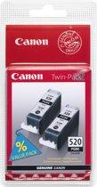 Canon PGI-520BK Zwart inktcartridge