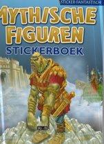 Mythische figuren Stickerboek