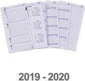 Kalpa 6217-19-20 Personal-Standaard organiser week agenda NL 2019-2020