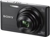 Sony Cyber-shot DSC-W830 - Zwart